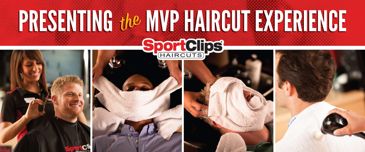 The Sport Clips Haircuts of Penfield MVP Haircut Experience